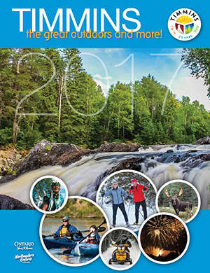 Download Timmins Tourism Guide