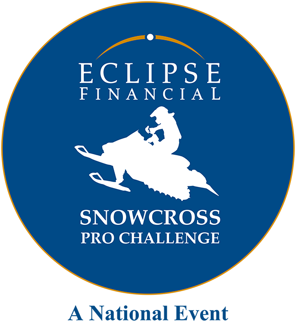Snowcross event in timmins logo