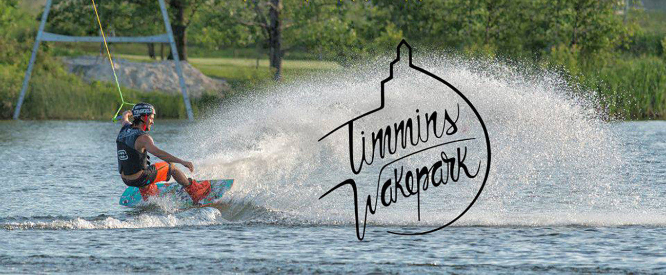 <h2>Timmins Wake Park</h2> Gillies Lake Conservation Area, Timmins Ontario.