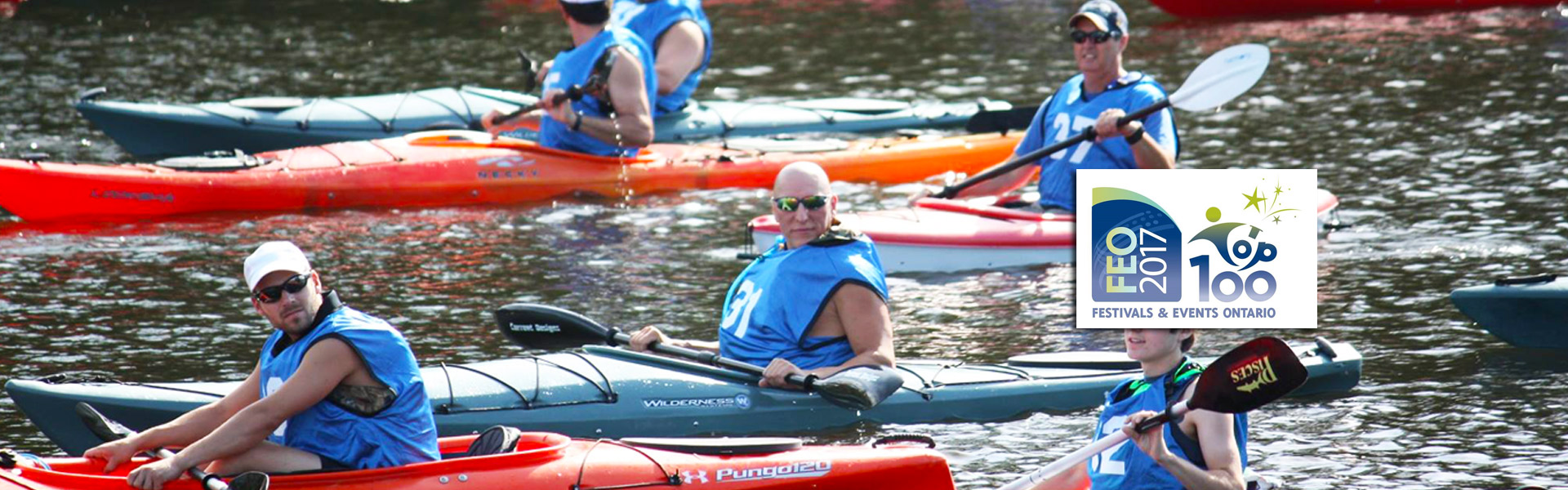 <h2>August 24, 25 and 26 2018</h2> 9th Annual Great Canadian Kayak Challenge and Festival!