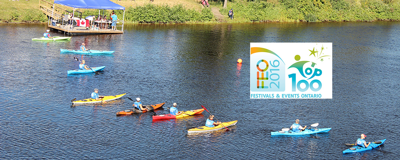 <h2>August 25, 26 and 27 2017</h2> 9th Annual Great Canadian Kayak Challenge and Festival!