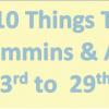 Top Ten July23-29 2017