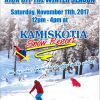 Timmins Snow Show: November 11th